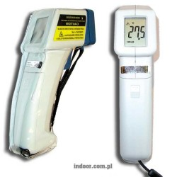 Termometr cyfrowy ze wskaźnikiem laserowym