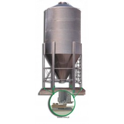 Tensometr wagi silosu RSLC-04 (1,8 t)