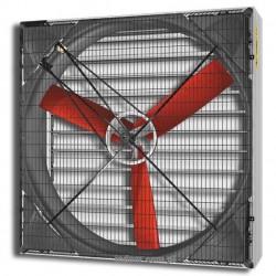 Wentylator ścienny Multifan 4D130 trójłopatowy